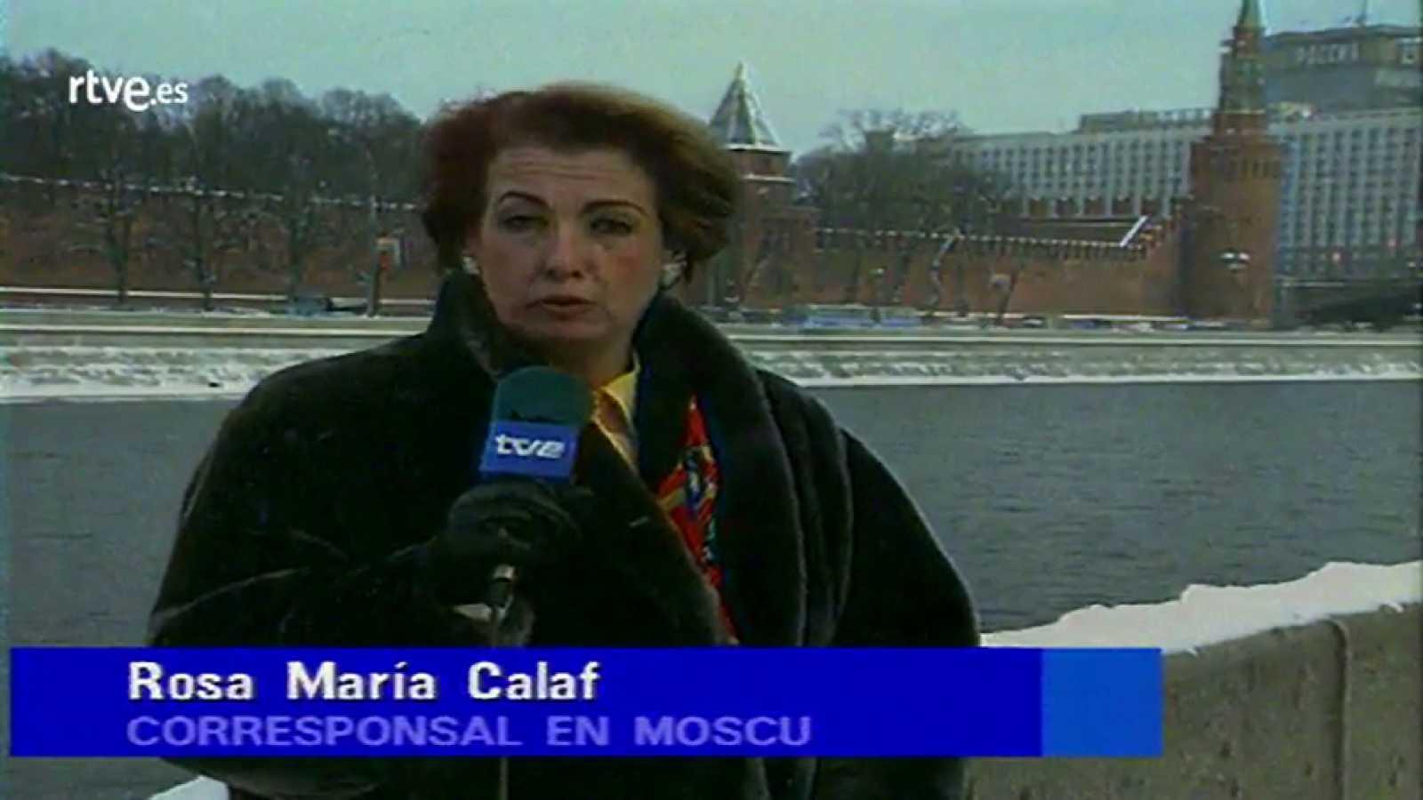 Inocentada: Yeltsin era de Ronda