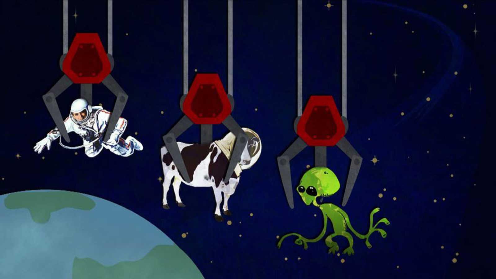 ¿Hay gravedad en el espacio?