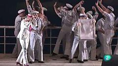 Atención obras - Fragmento del acto primero de Muerte en Venecia, de B. Britten