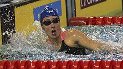 Mireia cierra el Mundial con 4 medallas y 2 récords