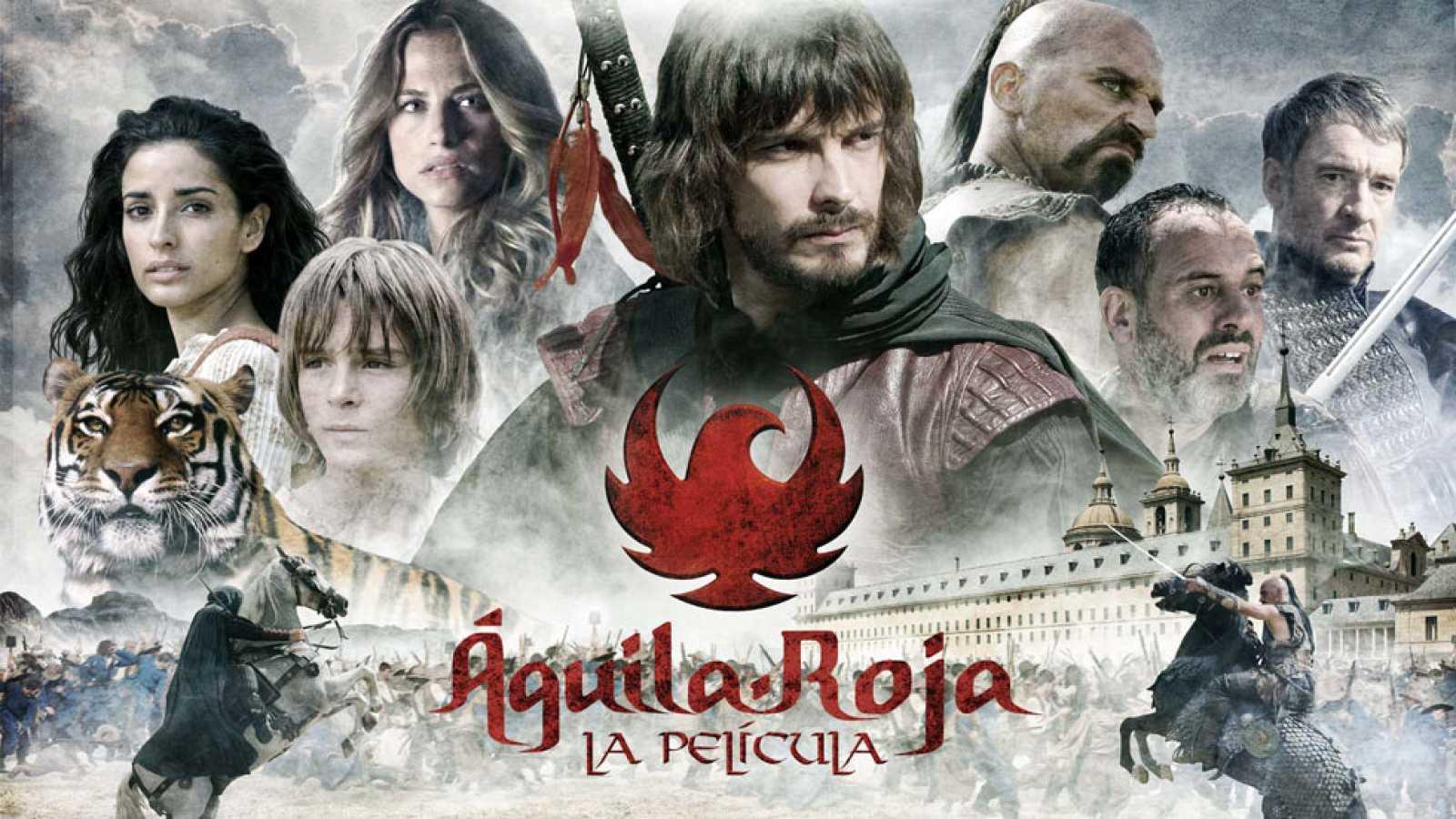 Águila Roja - Promo 'La Película'