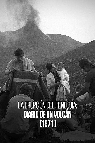 La erupción del Teneguía: Diario de un volcán
