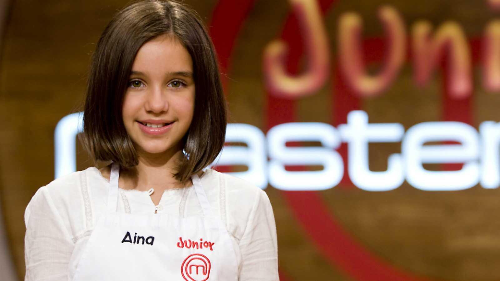 MasterChef Junior - Aina. 11 años (Barcelona)