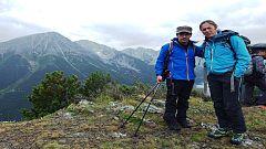 Cumbres - Juan Carlos Ortega sube al Pinetó - Avance