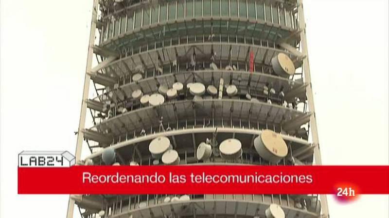LAB24 -  Reordenando las telecomunicaciones y  Georadar : arqueología de precisión - 16/12/14