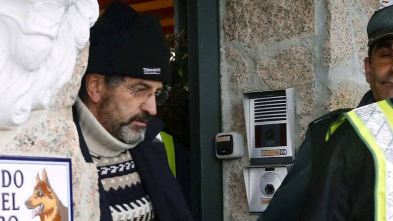 "La Guardia Civil registra la ""casa madre"" de la secta de los miguelianos en Galicia"