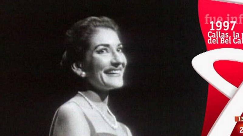 Fue informe - Callas, la pasión del Bel Canto (1997) - ver ahora