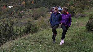 Martina Klein sube a Penyes Altes de Moixeró - Avance