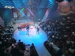 Cachitos de hierro y cromo - Tennessee: 'Te vi correr' (1989)