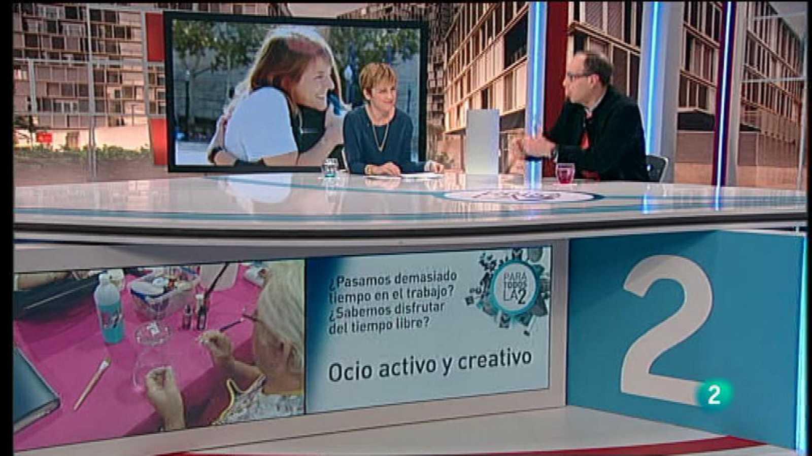 Para Todos La 2 - Entrevista - Francesc Tottalba, ocio activo