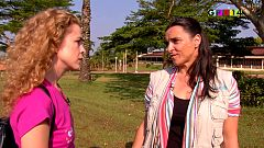 Gala por la Infancia - Silvia Abascal, en Camerún