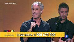 Gala por la Infancia - Sergio Dalma canta 'Tu mi bella'