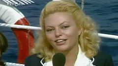 'Sabadabadá', de crucero en el Atlántico (1981)