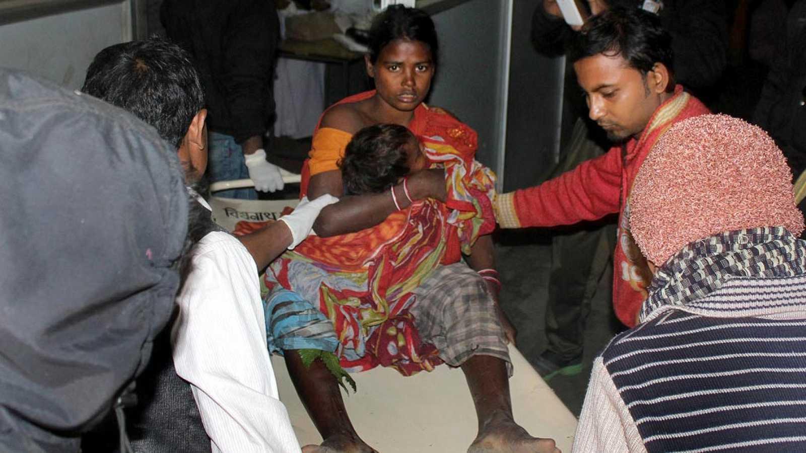 Mueren 51 personas en ataques contra civiles en el noreste de la India