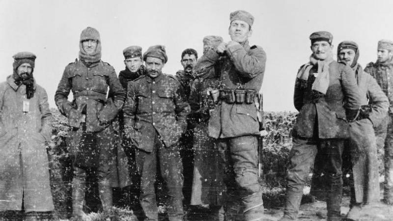 Hace 100 años los soldados que participaban en la Primera Guerra Mundial pactaron una pequeña tregua para celebrar la Navidad