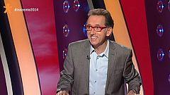 """Gala Inocente, Inocente 2014 - Jordi Hurtado y su concursante más """"peleón"""""""