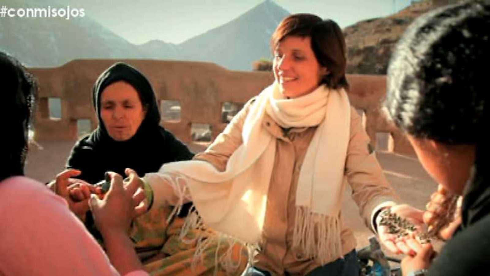Con mis ojos - Tánger (Marruecos II) - Ver ahora
