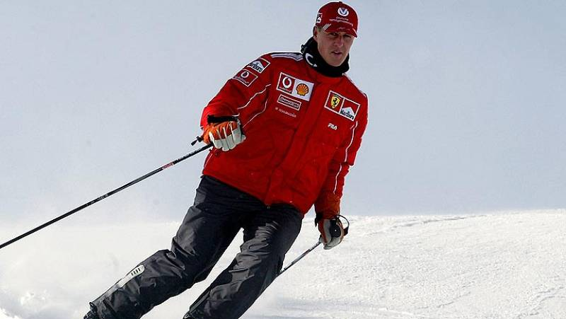 Primer aniversario del accidente de Michael Schumacher
