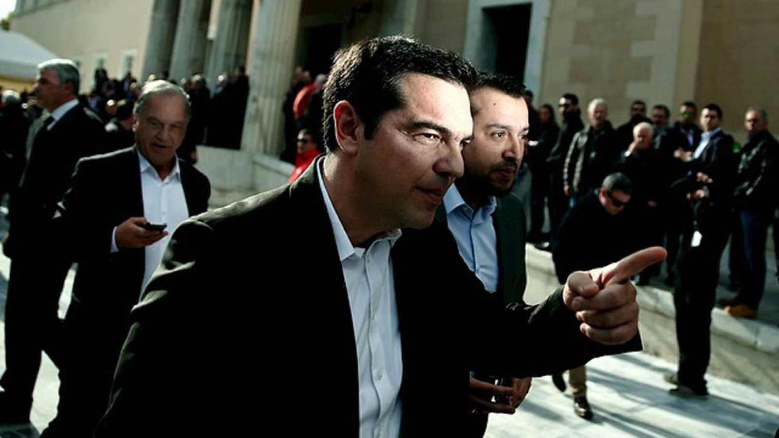 ¿Qué es Syriza y cuál es su programa electoral?
