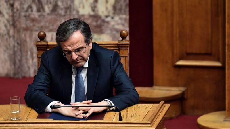 El FMI suspende las conversaciones con Grecia hasta la formación de un nuevo Gobierno