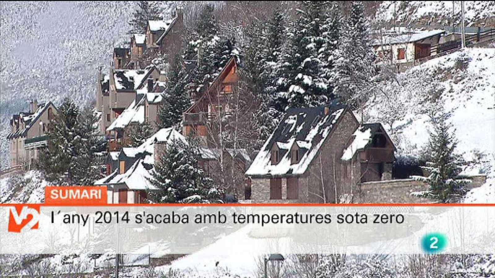 Vespre a La 2 - Informatiu - 29/12/2014
