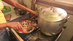 Sabores del Mundo - La cocina de las especias
