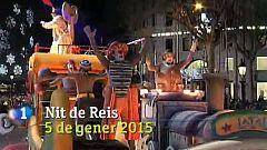 Cavalcada Reis 2015 a La 1 de TVE Catalunya - avanç