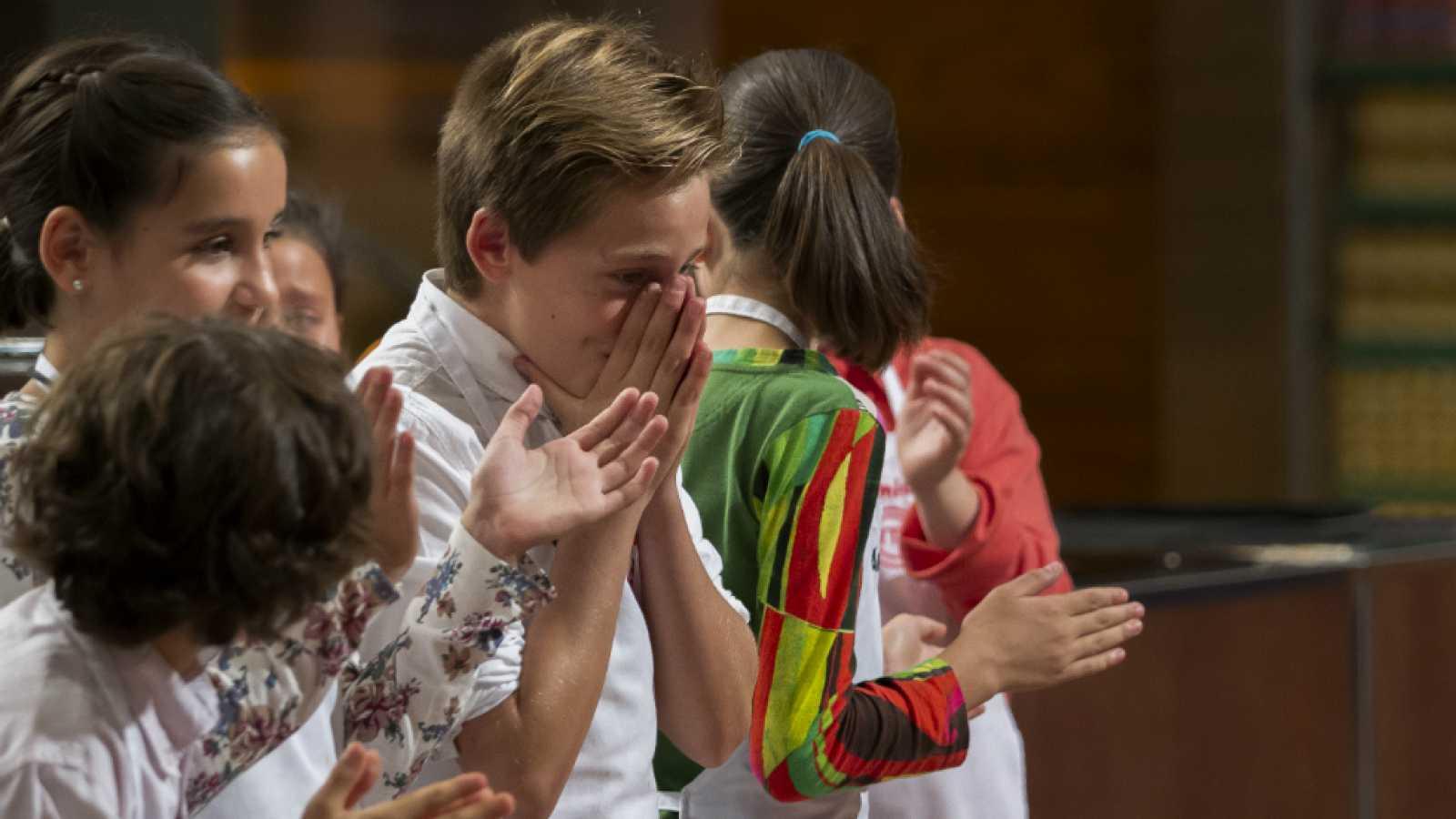MasterChef Junior 2 - Víctor y Ana soprenden al jurado con su creatividad