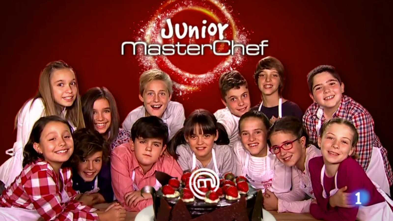 MasterChef Junior 2 - Cabecera del programa