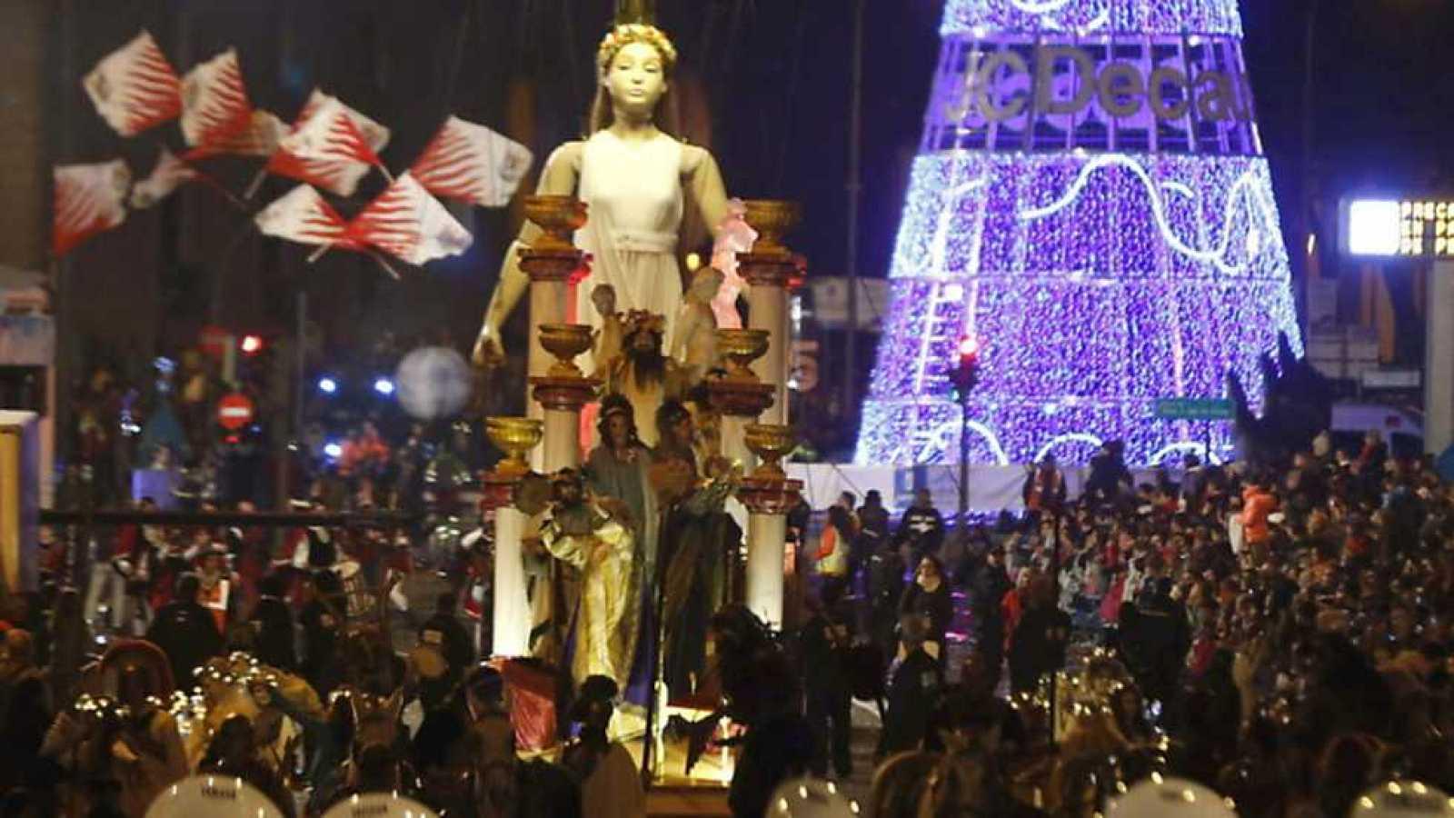 Cabalgata de Reyes 2015 - ver ahora
