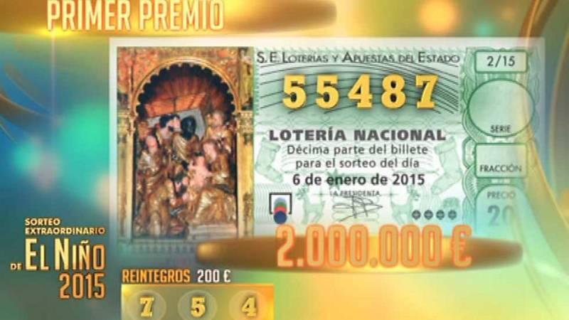 Lotería del Niño 2015 - ver ahora