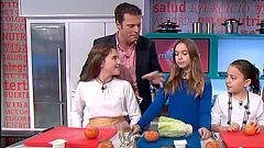 La mañana - Teresa, Claudia y Rocío, eliminados de MasterChef Junior