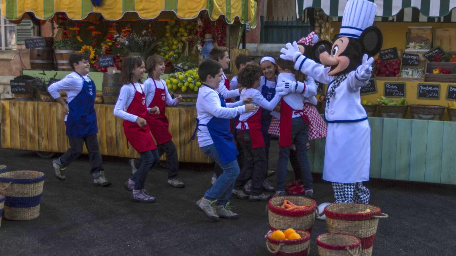 MasterChef Junior 2 - ¡En el próximo programa nos vamos a Disneyland París!