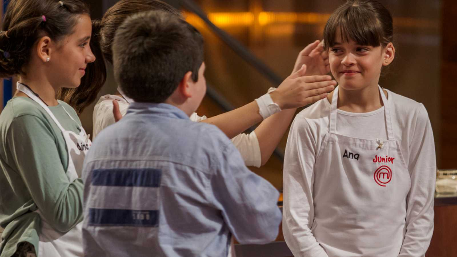 MasterChef Junior 2 - Víctor y Ana, entre los favoritos