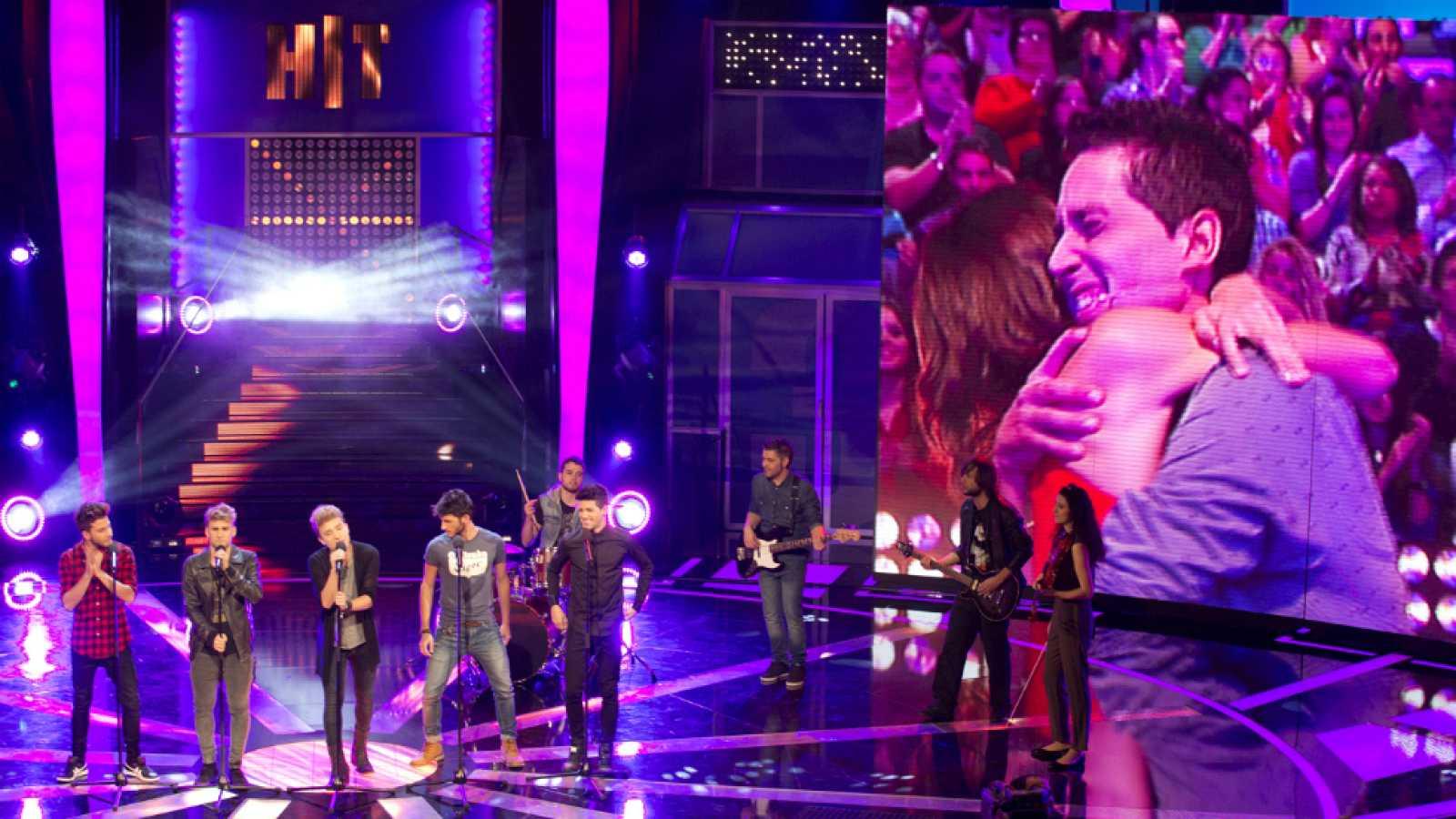 Hit-La Canción- 'Tic Tac' es el hit elegido por Auryn