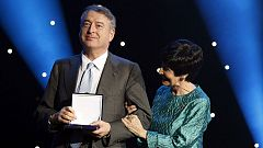 RTVE obtiene la Medalla de Oro de Egeda por su apoyo histórico al cine español