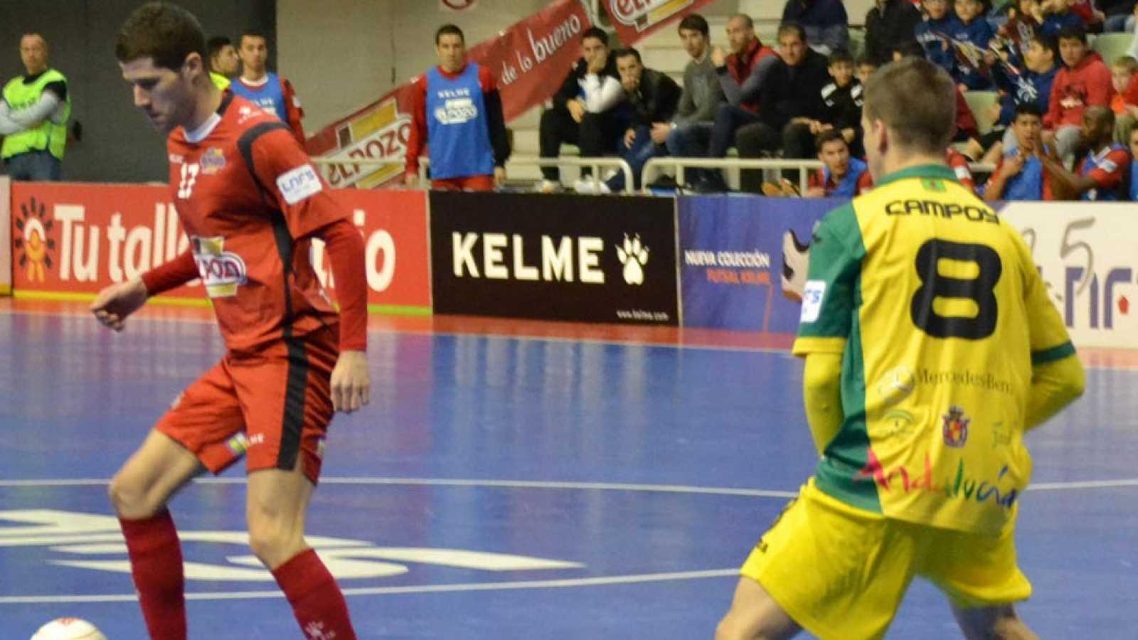Resumen de la 17ª jornada de la Liga Nacional de Fútbol Sala