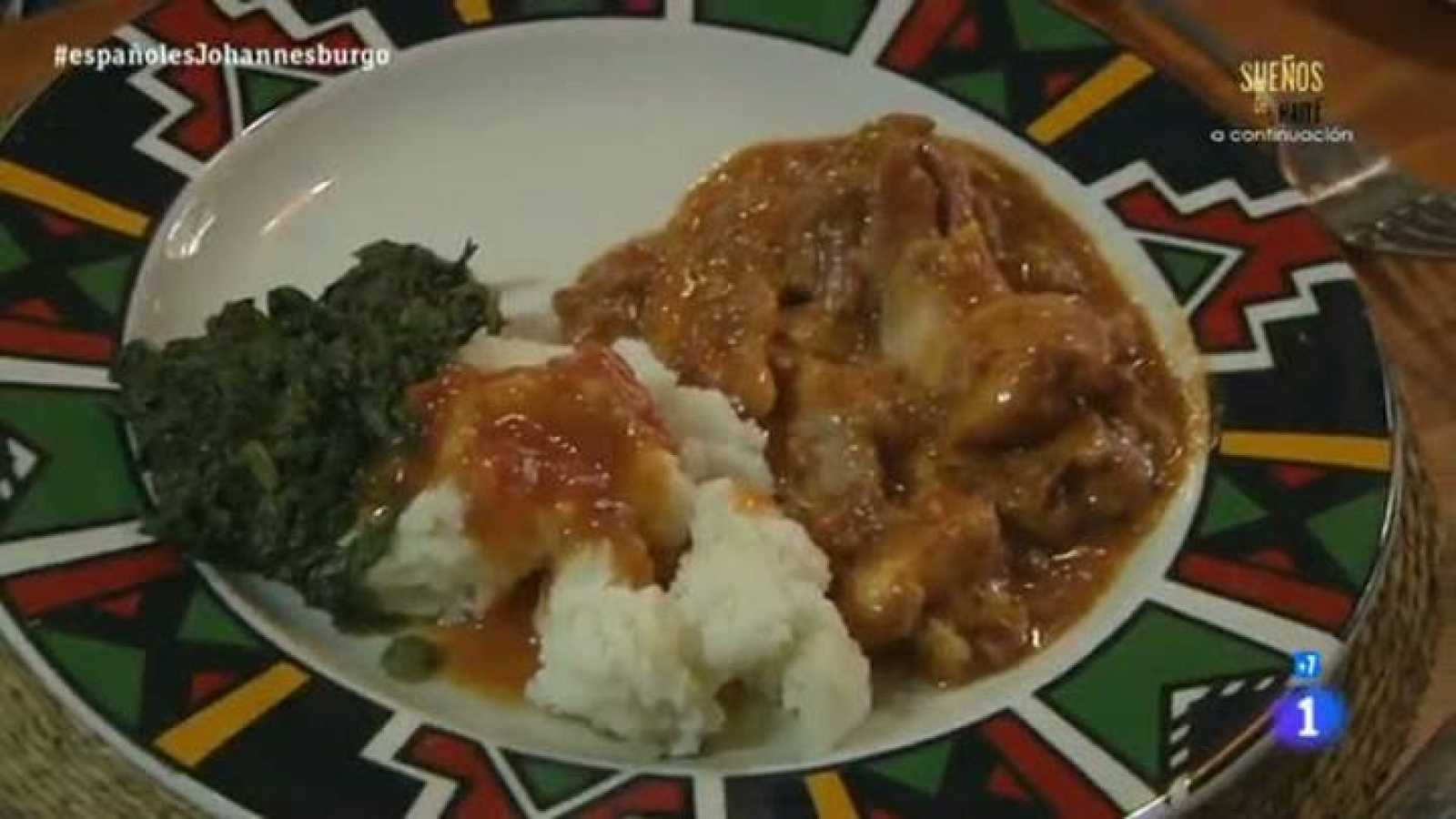 Probamos una receta zulu en Johannesburgo