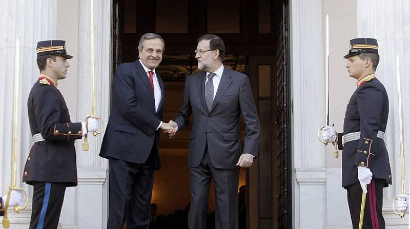 """Rajoy sobre Podemos y Syriza: """"No conviene decir que se va a hacer lo que es imposible"""""""