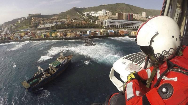Salvamento Marítimo efectuó casi 4.000 operaciones de rescate en 2014