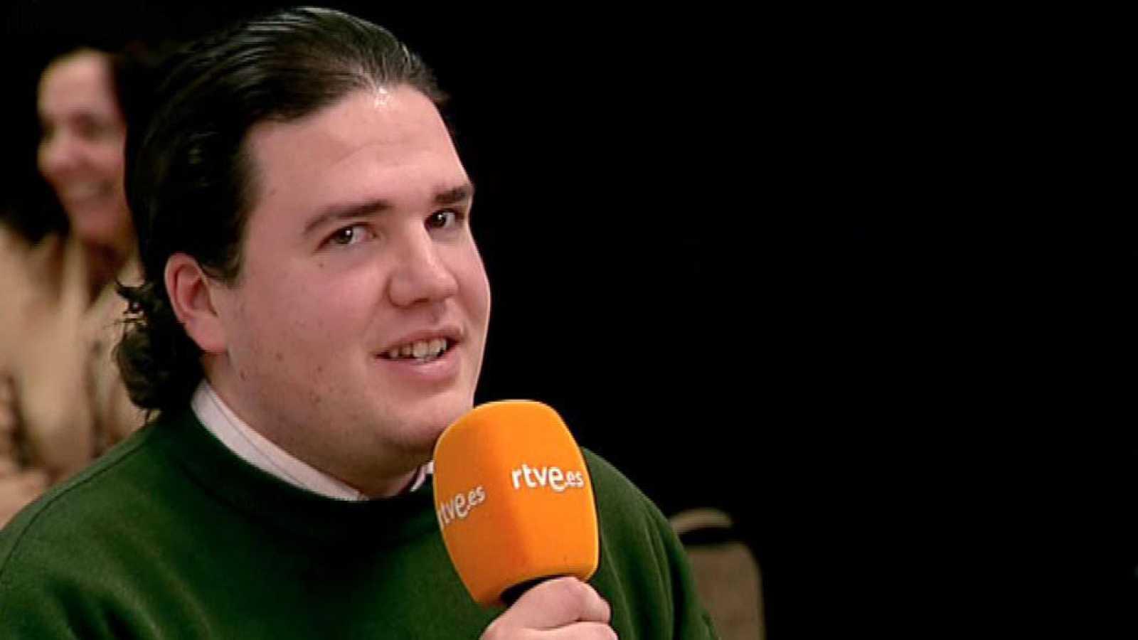 Nos vemos en las redes - Juan Antonio, el mayor fan de Imanol