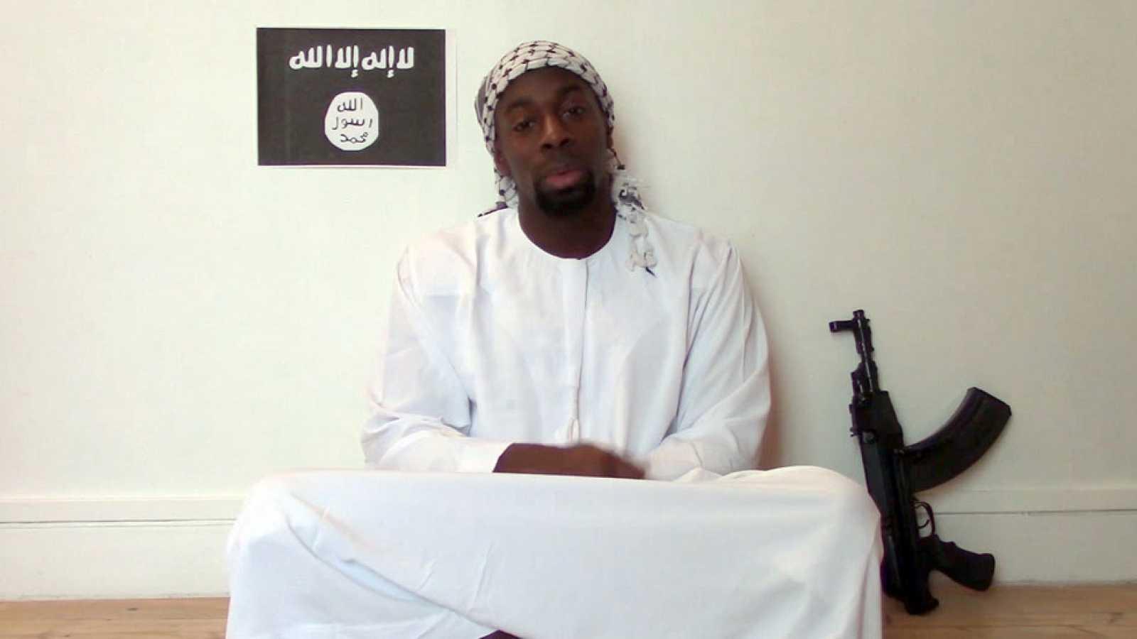 ¿Qué hizo en Madrid el yihadista Amedy Coulibaly?