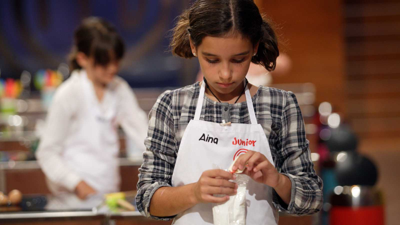 MasterChef Junior 2 - Aina, Manuel y Martina, despuntan entre sus compañeros