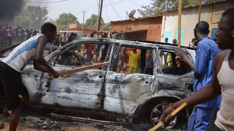 Ocho fallecidos en Níger tras dos días de protestas