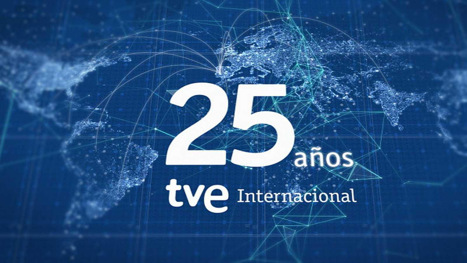 TVE Internacional cumple 25 años
