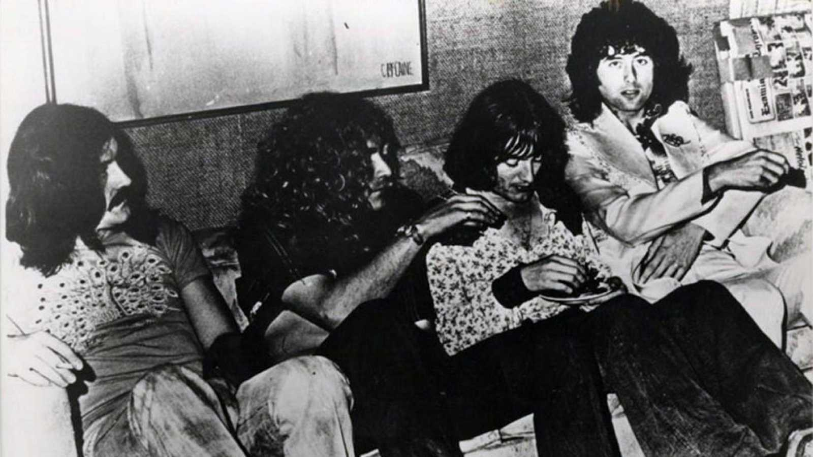 RTVE.es ofrecerá en exclusiva tres temas inéditos de Led Zeppelin