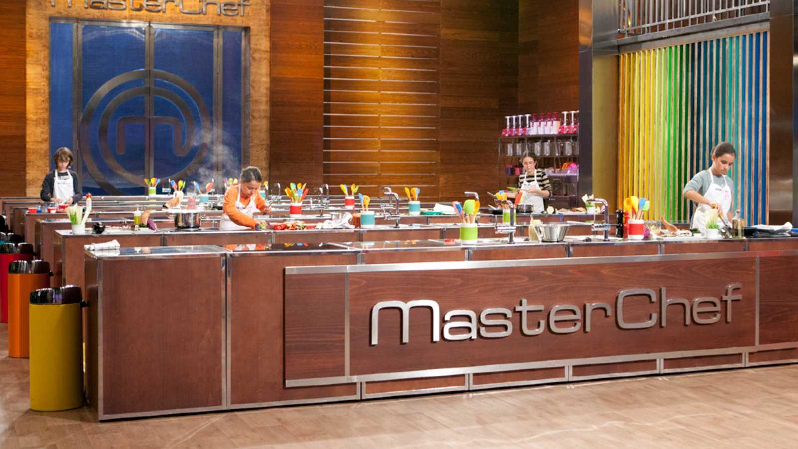 MasterChef Junior 2 - ¡Bienvenidos a la gran final de MasterChef Junior 2!