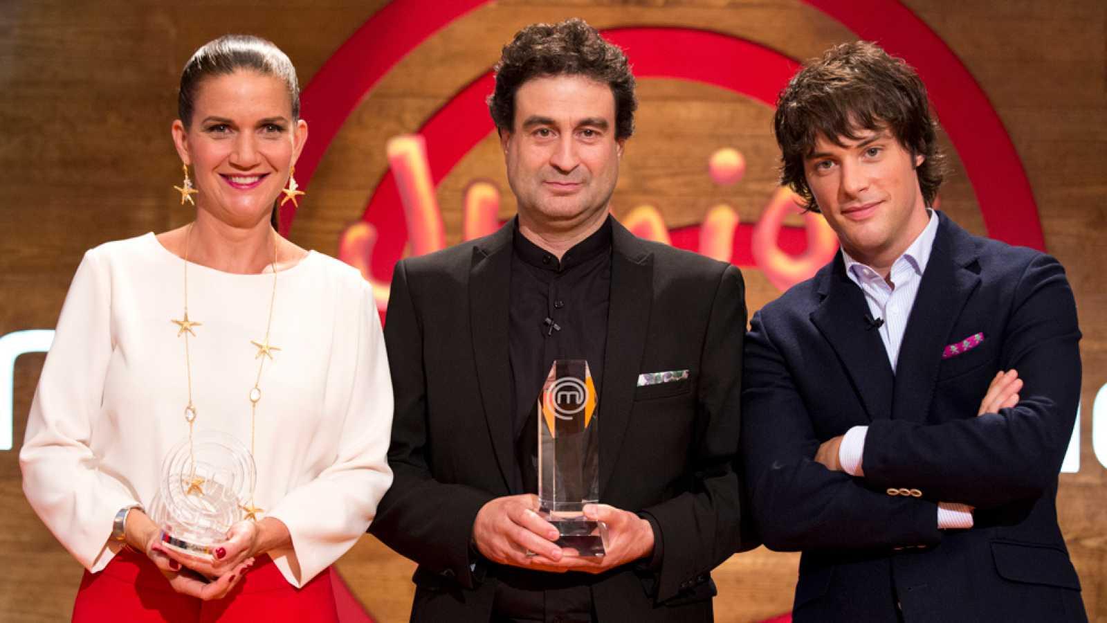 MasterChef Junior 2 - Programa 6 - 03/02/2015 - RTVE.es