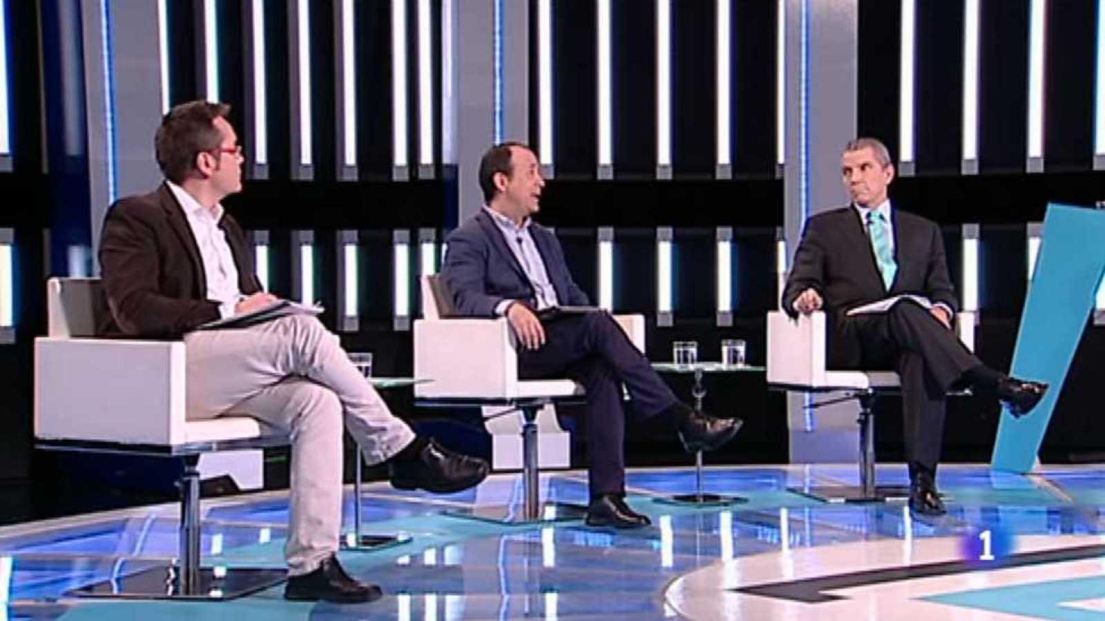 El debate de La 1 - ¿El fin de la crisis? - Ver ahora