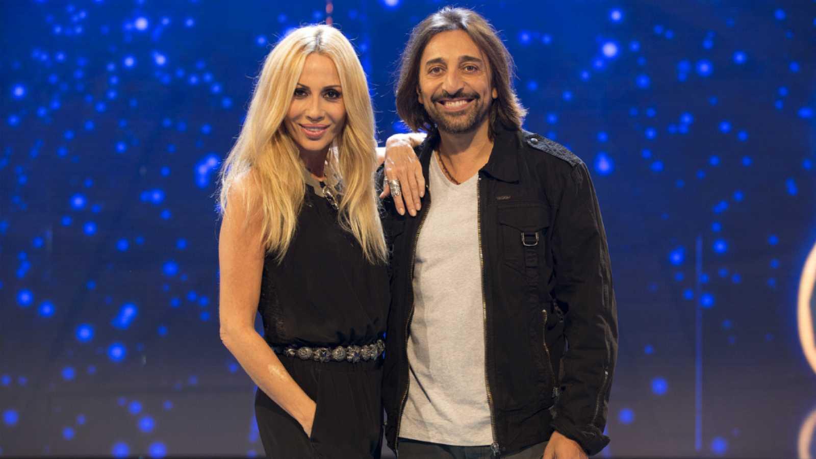 Marta Sánchez y Antonio Carmona en busca de un éxito musical en Hit-La Cancion